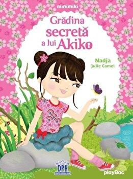 Gradina secreta a lui Akiko/Nadja, Julie Camel de la DPH