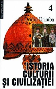 Istoria culturii si civilizatiei, Vol. IV-V/Ovidiu Drimba de la Saeculum I.O.
