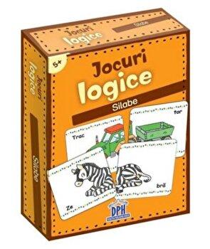 Jocuri Logice – Silabe – Jetoane/Kristin Labuch de la DPH