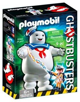 Playmobil Ghostbusters, Stay Puft Marshmallow de la Playmobil