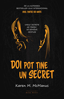 Doi pot tine un secret/Karen M. McManus de la Herg Benet