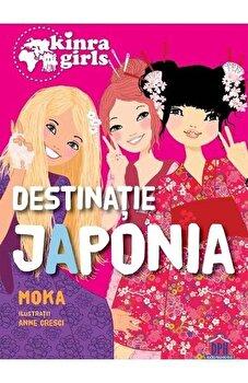 Kinra – Destinatie Japonia – Vol V/Moka de la DPH