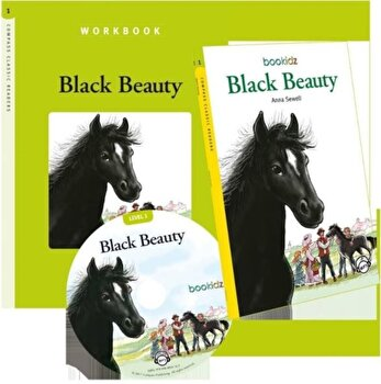 Set Readers 1 Black Beauty/*** de la Mediadocs Publishing