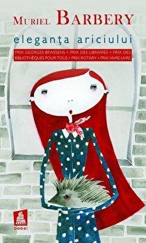 Eleganta ariciului/Muriel Barbery de la Nemira