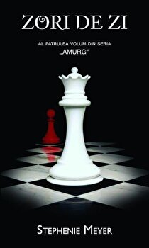 Zori de zi, Amurg, Vol. 4 – Editie de buzunar/Stephenie Meyer de la RAO