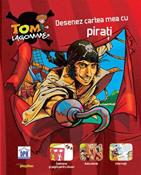 Desenez cartea mea cu pirati/*** de la DPH