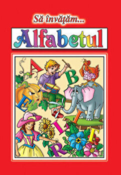 Sa invatam…alfabetul – planse educative/*** de la Roxel Cart