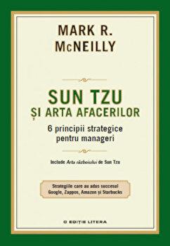 Sun Tzu si arta afacerilor/Mark Mcneilly de la Litera