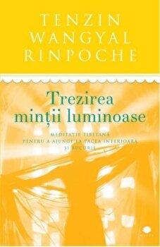Trezirea mintii luminoase/Tenzin Wangyal Rinpoche