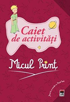 Micul Print - Caiet de activitati/***