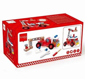 Set constructie camion pompieri