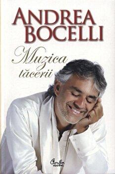 Muzica tacerii/Andrea Bocelli de la Curtea Veche