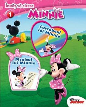 Invat sa citesc. Nivelul 1. Minnie/***