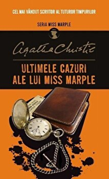 Ultimele cazuri ale lui Miss Marple (Miss Marple)/Agatha Christie de la Litera