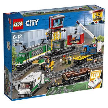 LEGO City, Tren marfar 60198 de la LEGO