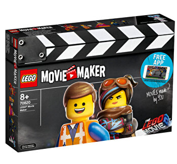 LEGO Movie 2, LEGO Movie Maker 70820 de la LEGO