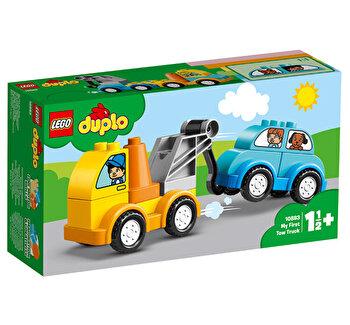 LEGO DUPLO, Primul meu camion de remorcare 10883 de la LEGO