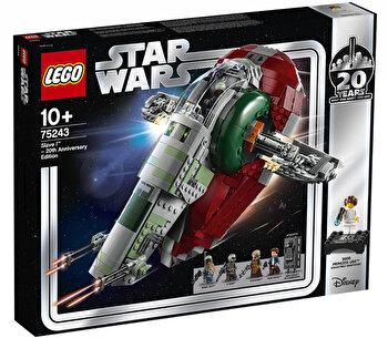 LEGO Star Wars, Slave l – a 20-a editie aniversara 75243 de la LEGO
