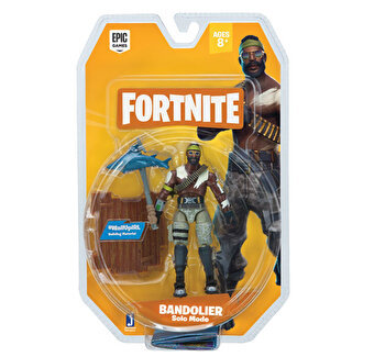 Figurina Fortnite Solo Mode Bandolier de la Fortnite