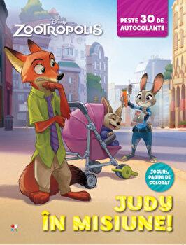 Zootropolis. Judy in misiune/*** de la Litera