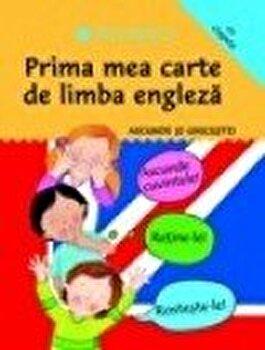 Ascunde si ghiceste. Prima mea carte de limba engleza/Catherine Bruzzone, Susan Martineau de la Niculescu