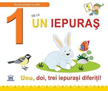 1 De La Un Iepuras/Greta Cencetti, Emanuela Carletti de la DPH