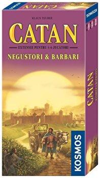 Catan – extensie Negustori & Barbari 5/6 jucatori de la Kosmos