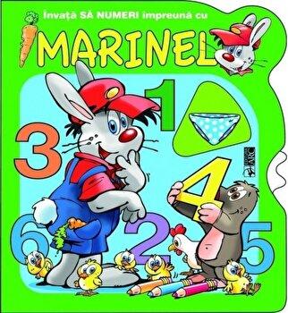 Invata sa numeri impreuna cu Marinel/***