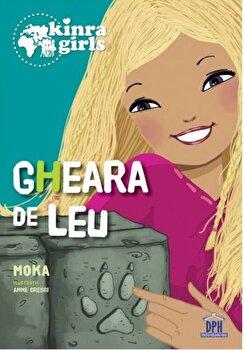 Gheara de leu, Kinra Girls, Vol. 3/*** de la DPH