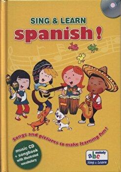 Sing & Learn. Spanish (+CD)/*** de la DPH