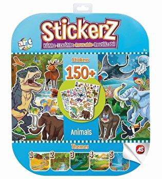 Autocolante reutilizabile Stickerz - Animale