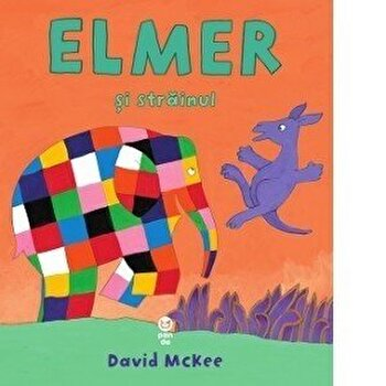 Elmer si strainul/David McKee