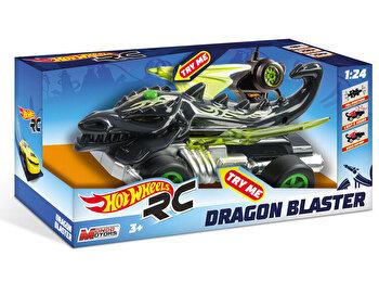 Hot Wheels – Masina RC Dragon 1:24 de la Hot Wheels