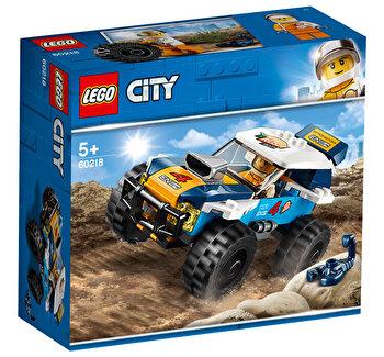 LEGO City, Masina de raliu din desert 60218 de la LEGO