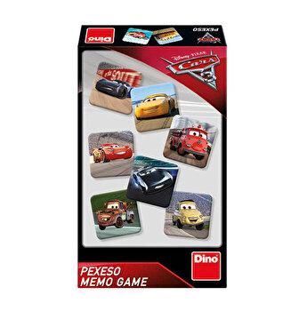 Joc de memorie – Cars 3 de la DINO TOYS