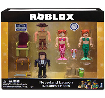 Set 4 figurine Roblox Celebrity de la Roblox