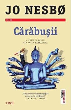 Carabusii/Jo Nesbo de la Trei