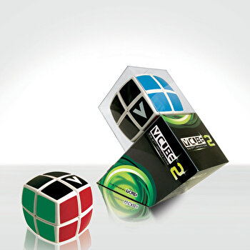 Cub V-Cube 2x2x2, format rotunjit de la V-Cube