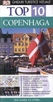 Top 10. Copenhaga – Editia a II-a/Antonia Cunningham de la Litera