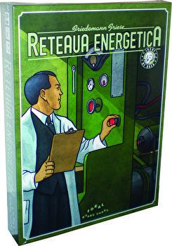 Reteaua Energetica – jocul de baza de la 2F-Spiele