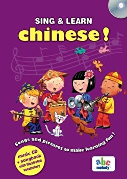 Sing & Learn. Chinese (+CD)/*** de la DPH