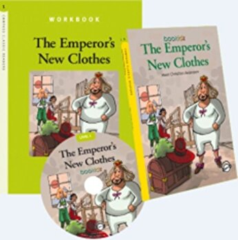 Set Readers 3 The Emperor's New Clothes/*** de la Mediadocs Publishing