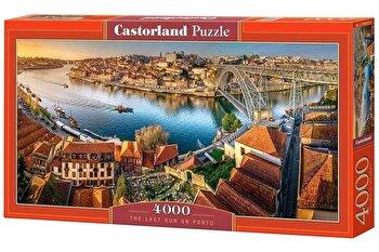 Puzzle The Last Sun of Porto, 4000 piese de la Castorland