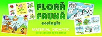 Planse – flora, fauna/*** de la Dorinta
