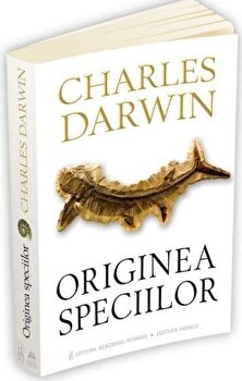 Originea Speciilor/Charles Darwin de la Herald