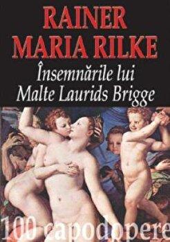 Insemnarile lui Malte Laurids Brigge/Rainer Maria Rilke de la Ideea Europeana