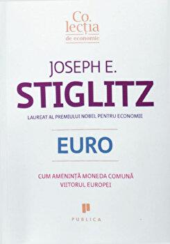 Euro. Cum ameninta moneda comuna viitorul Europei/Joseph E. Stiglitz de la Publica
