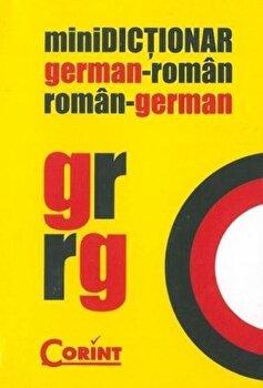Minidictionar german-roman, roman-german/*** de la Corint