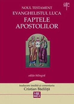 Faptele Apostolilor/Cristian Badilita de la Vremea