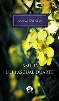 Familia lui Pascual Duarte/Camilo Jose Cela